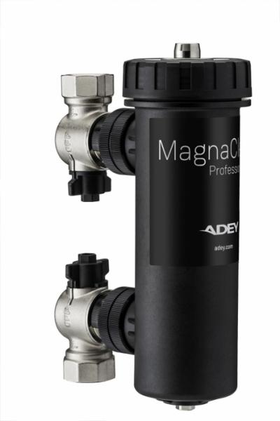 Filtru antimagnetita instalatie termica Magna Clean Professional 2XP 28 mm(1'') 0