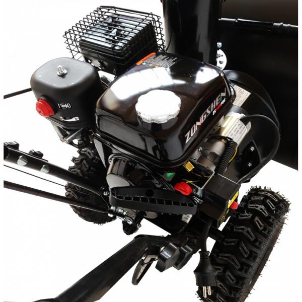 Freza de zapada ProGARDEN FB5665E 56 cm motor Zongshen 6.5CP pornire electrica 2