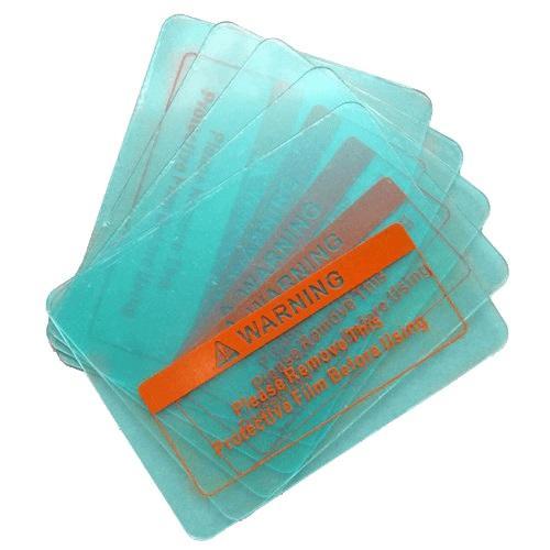 Geam plastic protectie exterioara  104x89mm [0]