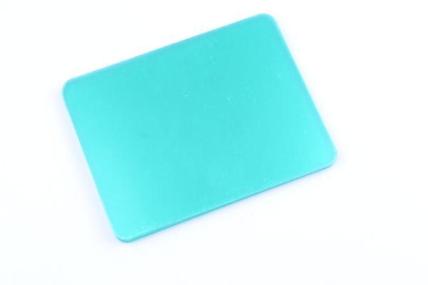 Geam plastic protectie exterioara 135x122mm [0]