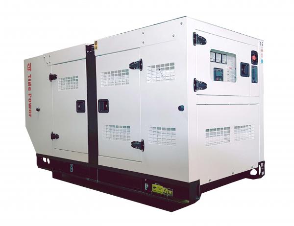 Generator diesel Tide Power TC70C-T cu automatizare inclusa, 75 KVA 0