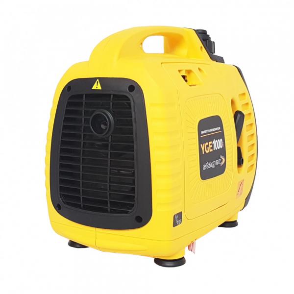 Stager YGE1000i Generator digital invertor monofazat, 1 kW, benzina, pornire la sfoara [1]