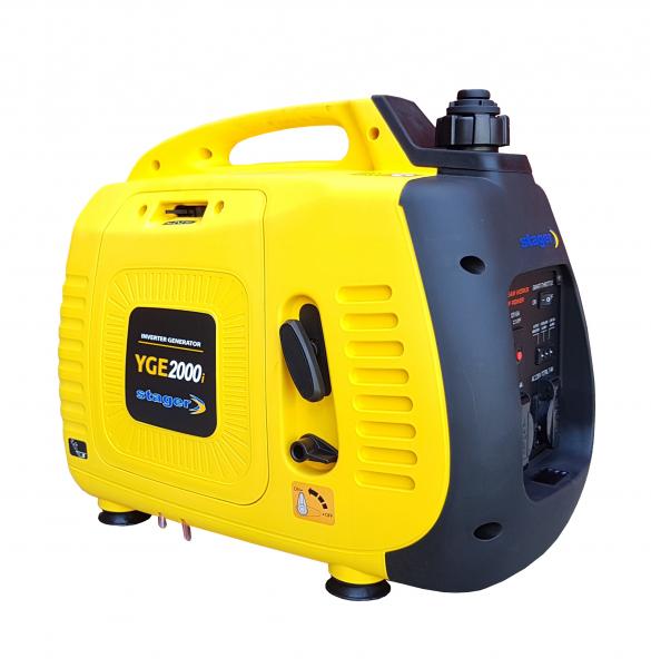 Generator digital Stager YGE2000i, invertor, benzina 0