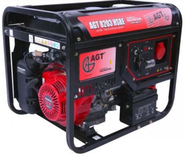 Generator electric trifazat AGT 8203 HSBE TTL 0