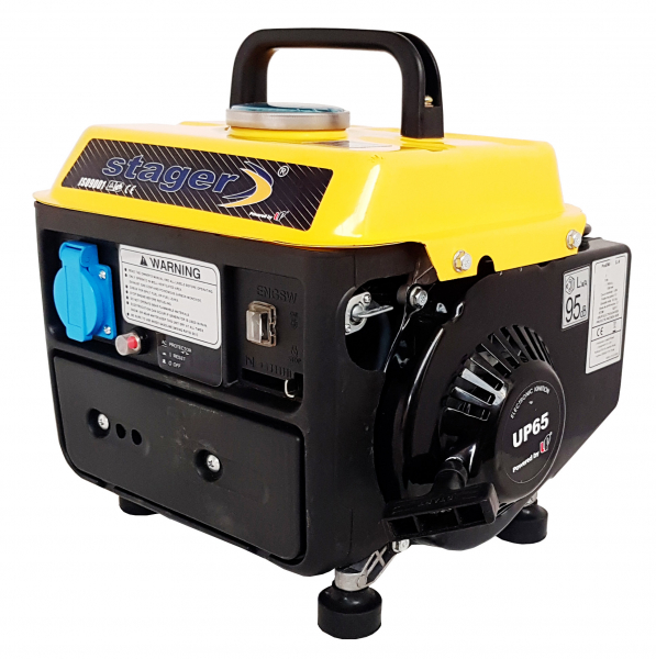 Generator open frame Stager GG 950, benzina 0