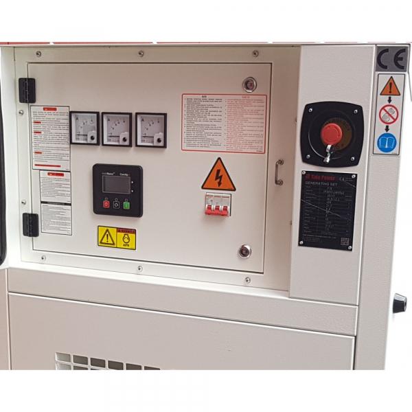 Generator Tide TC15C-T, diesel, automatizare inclusa, 16,5 kVA 3