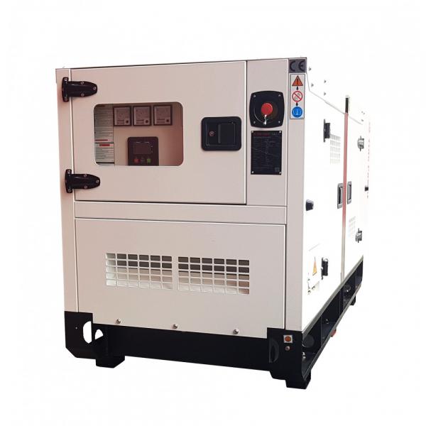 Generator Tide TC15C-T, diesel, automatizare inclusa, 16,5 kVA 4