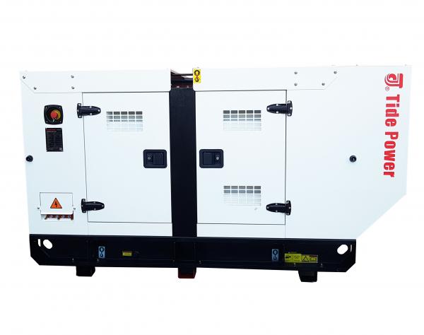 Generator Tide TC25C-T, diesel, automatizare inclusa 0