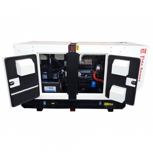 Generator Tide TC25C-T, diesel, automatizare inclusa 2