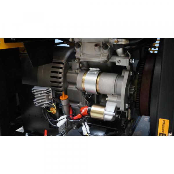 Generator uz general Stager YDE12E, diesel [1]