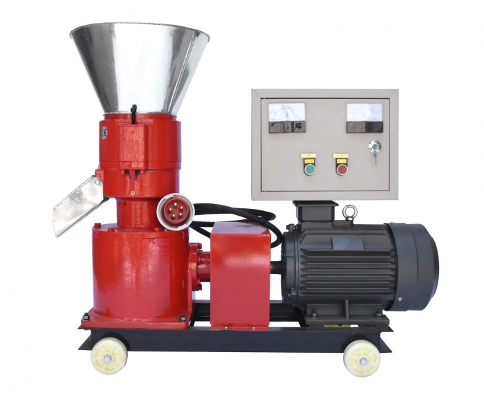 Granulator furaje Micul Fermier FP200 fara motor [3]