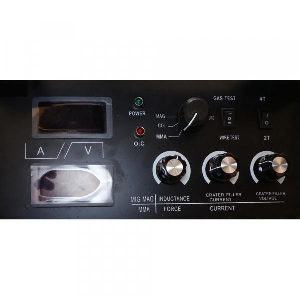 Invertor MIG/MAG + MMA, ProWeld MIG-350. Derulator extern. 8