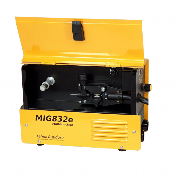 Invertor sudura MIG-MAG/MMA Proweld MIG832E, 140A, 60% sarma 0.6-0.8 mm, electrod 1.6-3.2 3