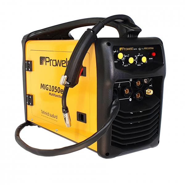 Pachet promotional Invertor sudura MIG-MAG / MMA / TIG Proweld MIG1050E, 250A  + sarma sudura flux 0.8 mm, 5 kg [1]
