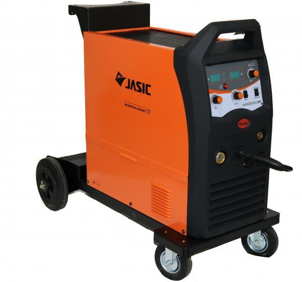 JASIC MIG 200 (N268) - Aparate de sudura MIG-MAG tip invertor 0