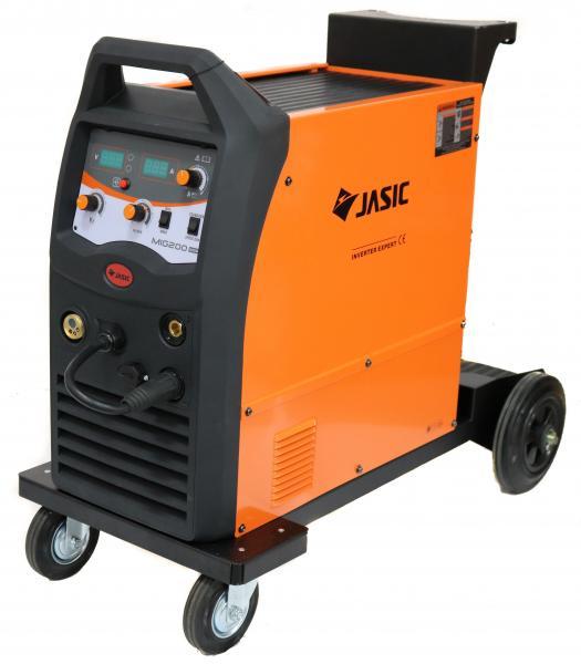 JASIC MIG 200 (N268) - Aparate de sudura MIG-MAG tip invertor 1