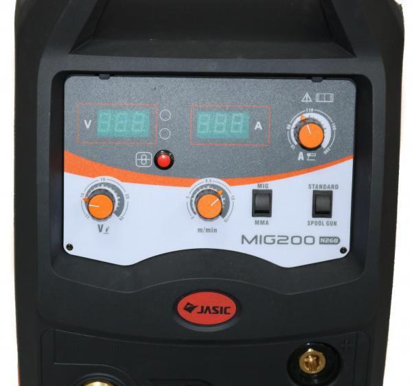 JASIC MIG 200 (N268) - Aparate de sudura MIG-MAG tip invertor 4