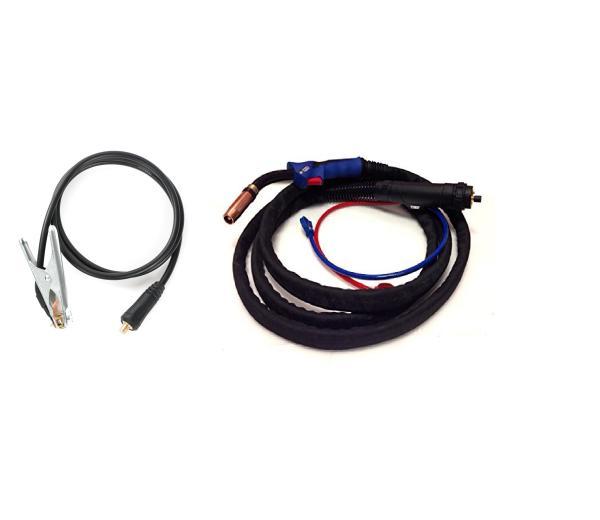 JASIC MIG 400 RA (N361) - Aparat de sudura MIG-MAG tip invertor - Racire cu apa [1]