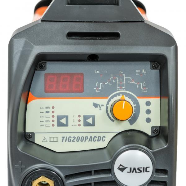 JASIC TIG 200P AC/DC cu pedala - Aparat de sudura TIG AC/DC 5