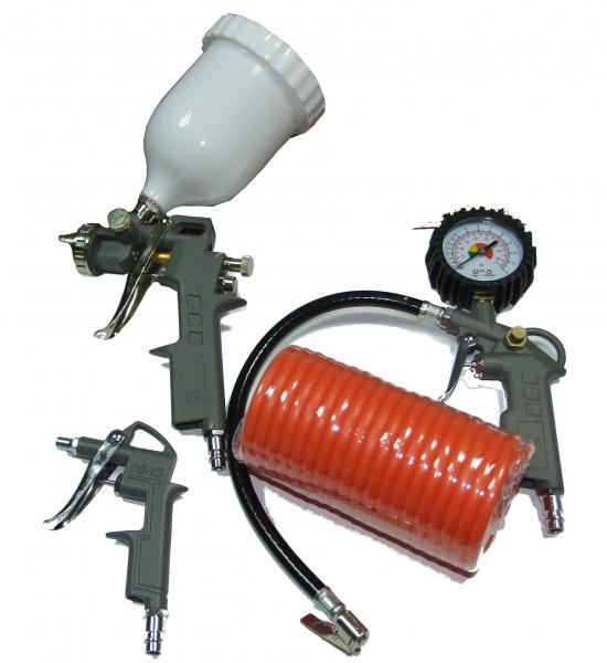 Kit 4 accesorii compresor [0]