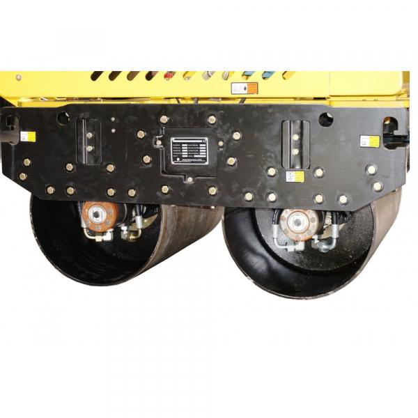 Masalta MDRS65H.1 - Cilindru vibrocompactor dublu motor Honda GX390U [1]