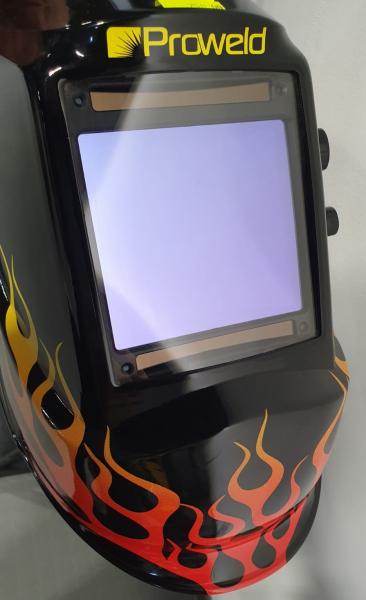 Masca de sudare ProWeld LY-800H cu 4 senzori 2
