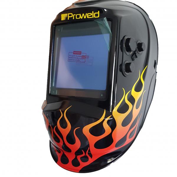 Masca de sudare ProWeld LY-800H cu 4 senzori 0