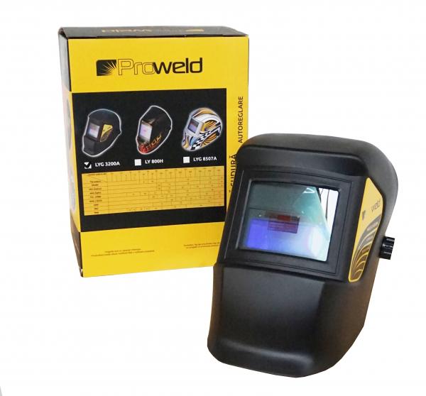 Masca de sudare ProWeld LYG-3200A 0