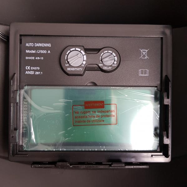 Masca de sudare ProWeld LYG-8507A 1