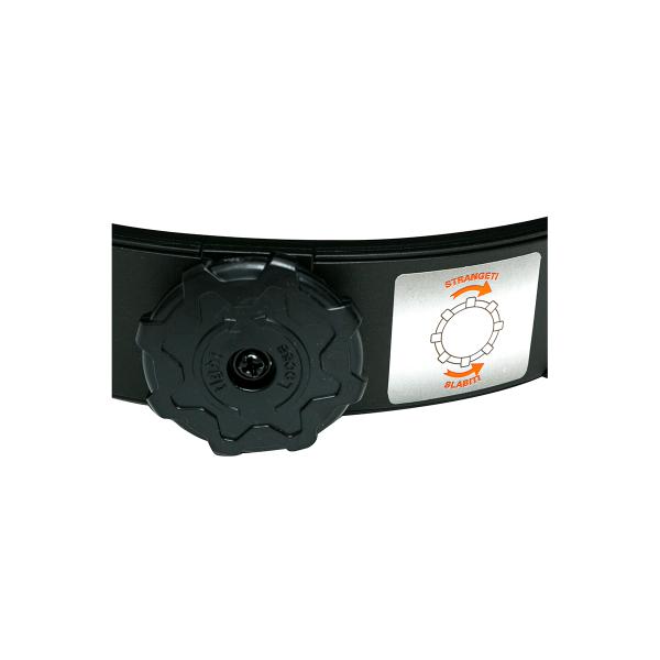 Masca de sudura cu reglaj automat Almaz BY433E-CENTAURY, DIN4/DIN9-13 nivel transparenta 3