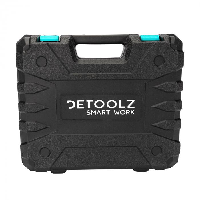 Masina de insurubat Detoolz DZ-SE110 cu acumulator 14.4V Li-ion [4]