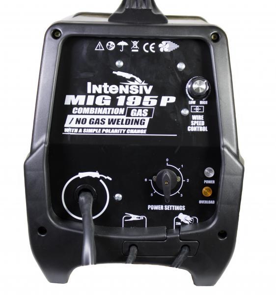 MIG 195P - Aparat de sudura INTENSIV tip MIG-MAG [3]
