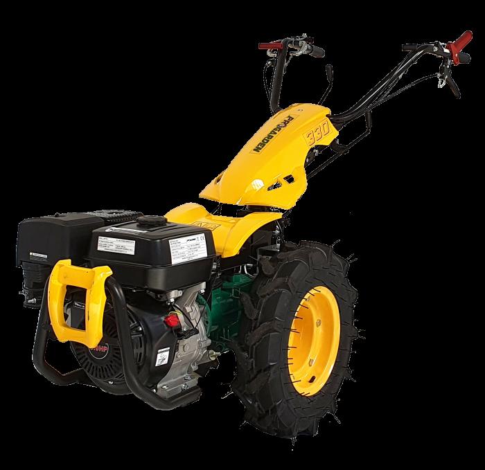 ProGARDEN Campo U9 motocultor multifunctional 9CP, benzina, 3+2 viteze, reductor [BT330/G177] [0]