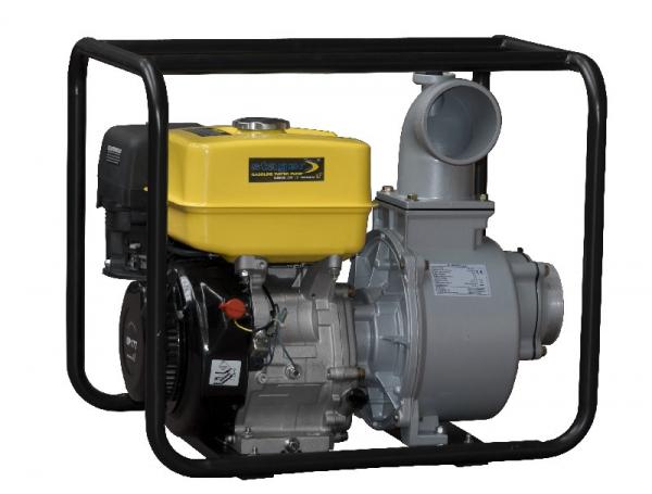 "Motopompa Stager GP100, 4"", benzina, apa curata 0"