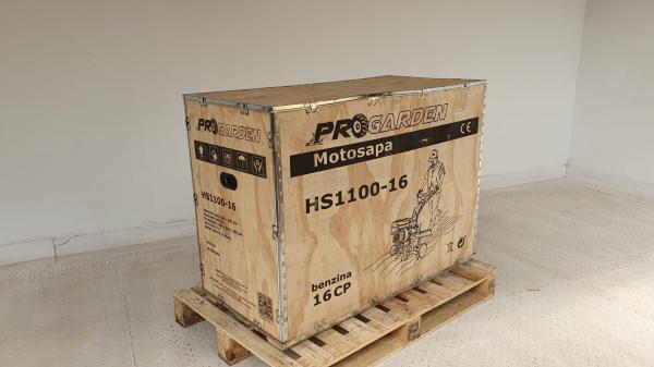 Motosapa Progarden HS1100-16, roti 600x12  faruri motor EURO V fara diferential 3