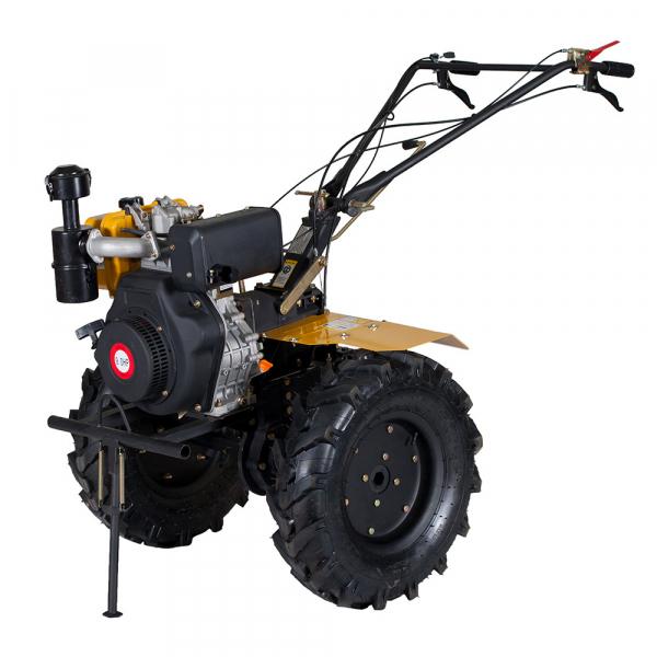 Pachet Motosapa ProGarden HS1100B 9CP diesel + Remorca Progarden T-300C 0