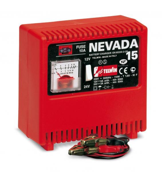 NEVADA 15 - Redresor auto TELWIN 0