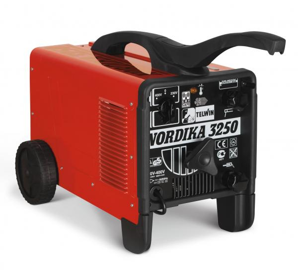 NORDIKA 3250 - Transformator sudura TELWIN 0