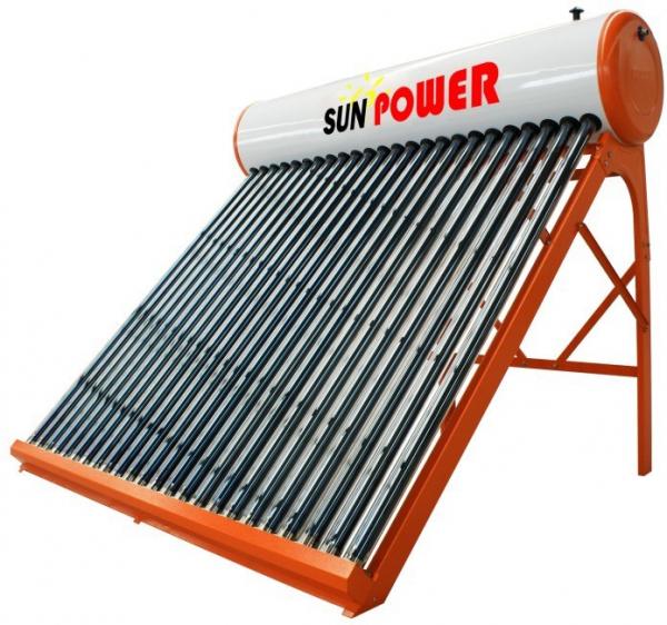 Panou solar nepresurizat SP-470-47/1500 - 113/15 - R - 113 litri, 15 tuburi 0