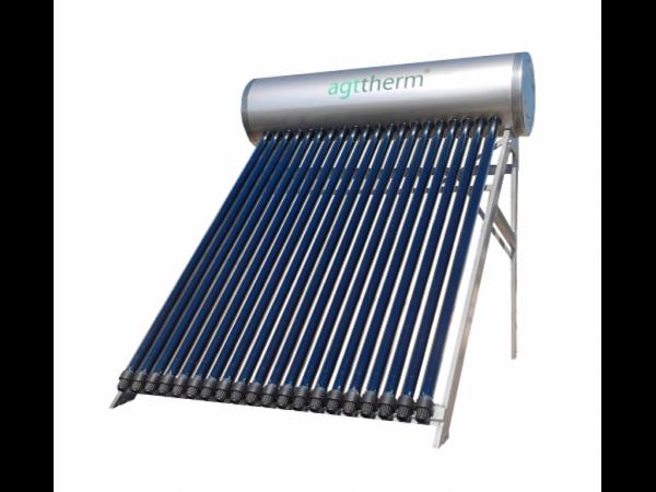 Panou solar cu tuburi vidate SPTV 200 AGTtherm - 20 tuburi, boiler 200 litri (cu sistem rapid) 0