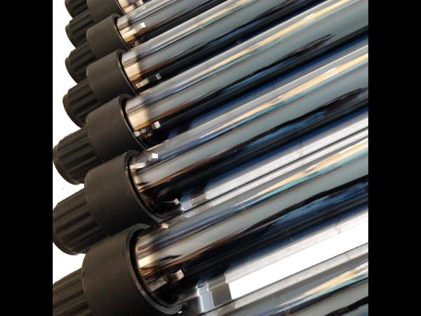Panou solar cu tuburi vidate SPTV 200 AGTtherm - 20 tuburi, boiler 200 litri (cu sistem rapid) 2