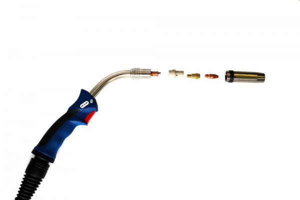 Pistolet MIG MAG 350A 4m 1