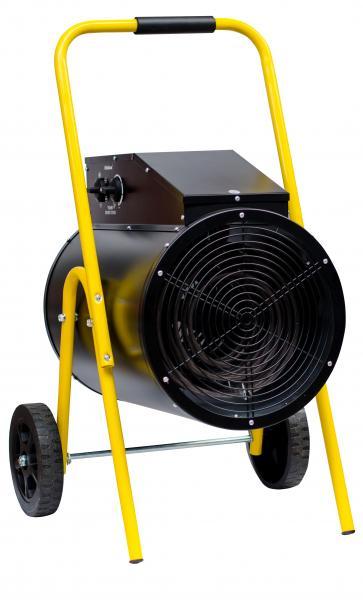 PRO 15 kW R - Aeroterma electrica INTENSIV, 400V 0