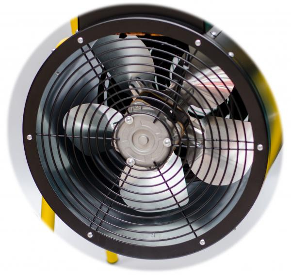 PRO 15 kW R - Aeroterma electrica INTENSIV, 400V [2]