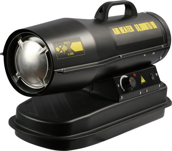 PRO 20kW Diesel - Tun de caldura pe motorina cu ardere directa Intensiv 0