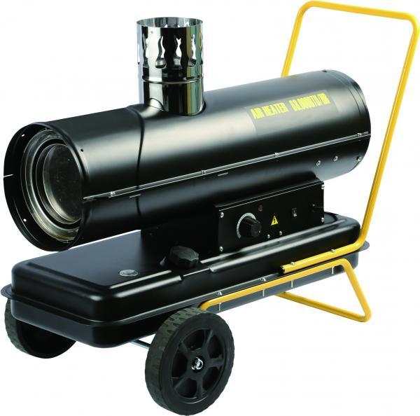 PRO 20kW I-Diesel - Tun de caldura pe motorina cu ardere indirecta Intensiv 0