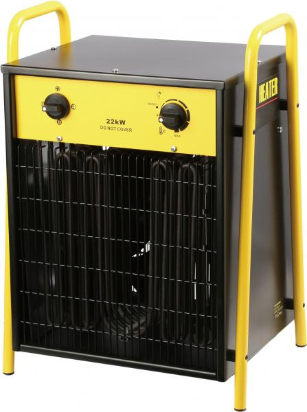 PRO 22 kW D - Aeroterma electrica INTENSIV, 400V 0