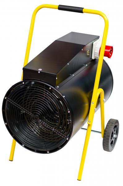PRO 30 kW R - Aeroterma electrica INTENSIV, 400V 1