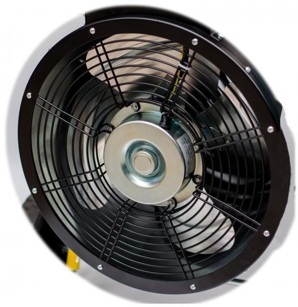 PRO 30 kW R - Aeroterma electrica INTENSIV, 400V 2