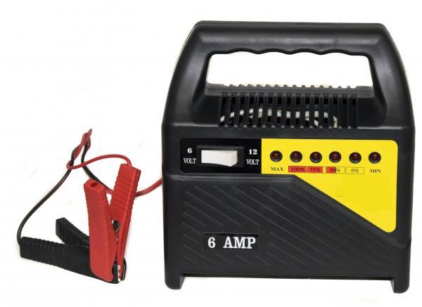 PRO 6A -  Redresor auto Intensiv 0